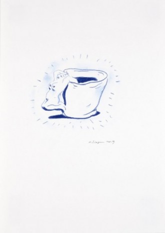 Armen Eloyan , Cup Drawing 10, 2019 , Tim Van Laere Gallery