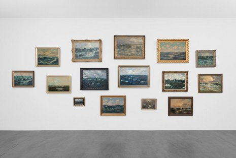 Hans-Peter Feldmann, Untitled (seascapes)  , , Simon Lee Gallery