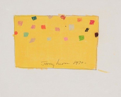 Jeremy Moon, Drawing [1970], 1970 , Luhring Augustine