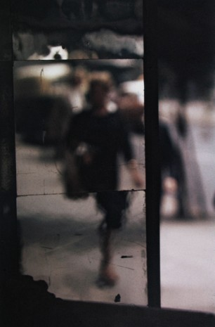 Saul Leiter, Shopper, 1953 , Howard Greenberg Gallery