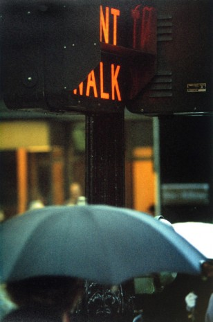 Saul Leiter, Don't Walk, 1952 , Howard Greenberg Gallery