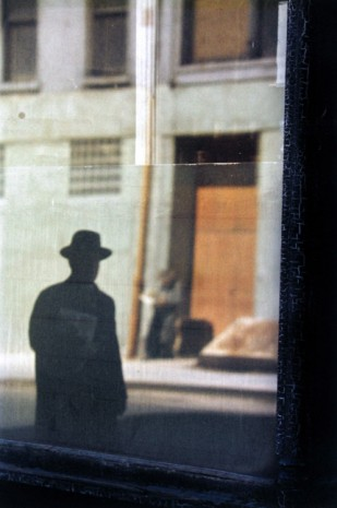 Saul Leiter, Near the Tanager, 1954 , Howard Greenberg Gallery