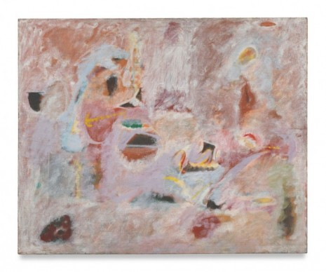 Arshile Gorky, Untitled, c. 1947–1948 , Hauser & Wirth