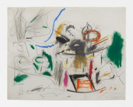Arshile Gorky, Untitled, c.1944–45 , Hauser & Wirth