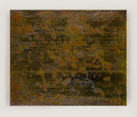 Jack Whitten , Steel City I, 1973 , Hauser & Wirth