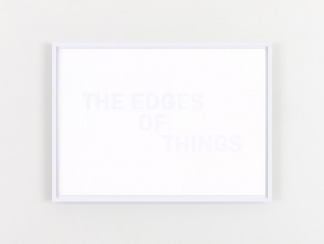 Willie Doherty, THE EDGE OF THINGS, 2020, Kerlin Gallery