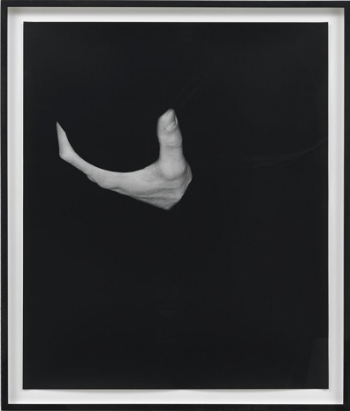 Talia Chetrit, Hand on Body (Breast), 2012, Sies + Höke Galerie