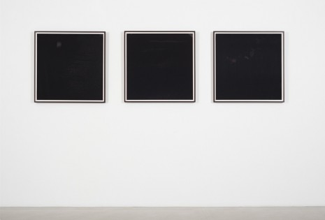Spencer Finch, Moon Shadow, Summer, (I-III), 2012, Galerie Nordenhake