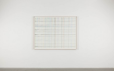 Spencer Finch, Mid-Ocean, Mid-Winter (1485 Shades of Grey), 2012, Galerie Nordenhake