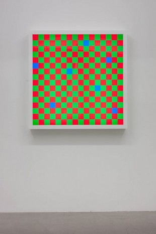Spencer Finch, Yellow Square, 2012, Galerie Nordenhake