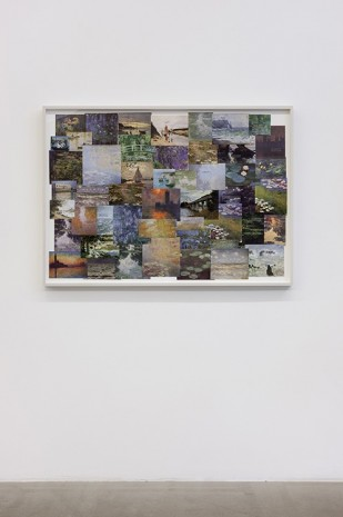 Spencer Finch, Gowanus Canal from Carroll Street Bridge, 2012, Galerie Nordenhake