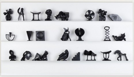 William Kentridge, Paragraph II , 2018 , Lia Rumma Gallery