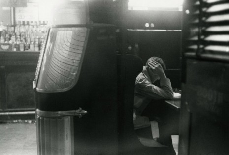 Robert Frank, Sagamore Cafeteria, New York City, 1955 , Howard Greenberg Gallery