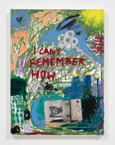 Brittany Tucker, I Can't Remember How, 2020 , Steve Turner