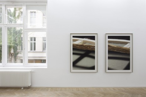 Thomas Demand, Townsend #31, Townsend #32, 2011, Esther Schipper