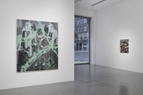 Toby Ziegler, Total collapse, 2020 , Simon Lee Gallery