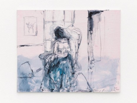 Tracey Emin, The Kiss, 2020 , White Cube
