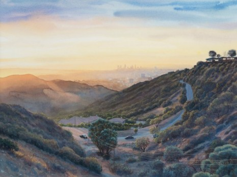 Tim Gardner , Sunrise, L.A., 2019 , 303 Gallery