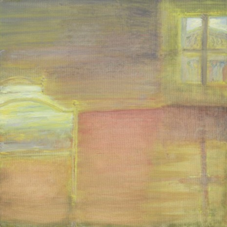 Celia Paul, Room, Great Russell Street, Morning, 2020 , Victoria Miro Gallery