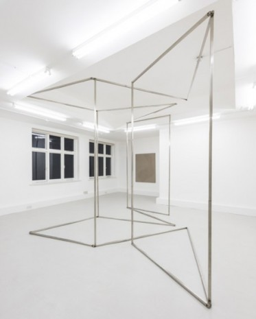 Nika Neelova, Folded rooms, 2017, Cardi Gallery