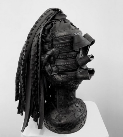 Kim Dacres, Untitled (Rude One), 2020, GAVLAK