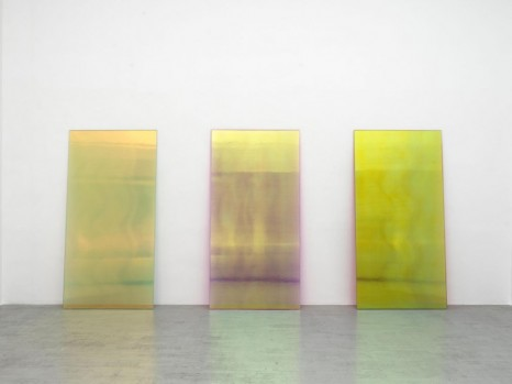 Ann Veronica Janssens, Bright Yellow, Bright Pink, Pinky Sunset R, 2020, Alfonso Artiaco