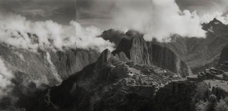 Kenro Izu, Machu Pichu #6, 2001, Howard Greenberg Gallery
