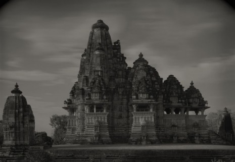 Kenro Izu, Khajuraho #129, India, 1997, Howard Greenberg Gallery