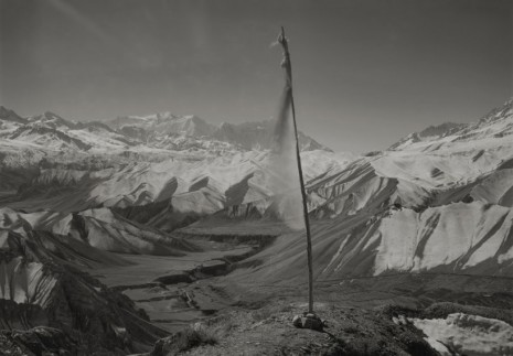Kenro Izu, Mustang #47, Nepal, 1998, Howard Greenberg Gallery