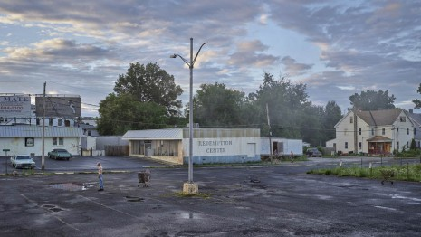 Gregory Crewdson, Redemption Center, 2018 - 19, Gagosian