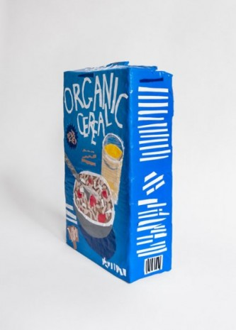 Joan Linder, Organic Cereal, 2018, Cristin Tierney