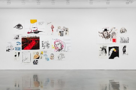 Raymond Pettibon Regen Projects