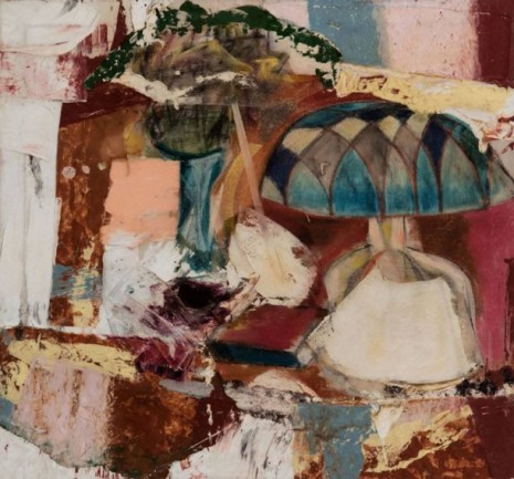 Michael Goldberg, Lamp and Vase, 1963, Hollis Taggart