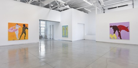Thomas Lawson David Kordansky Gallery