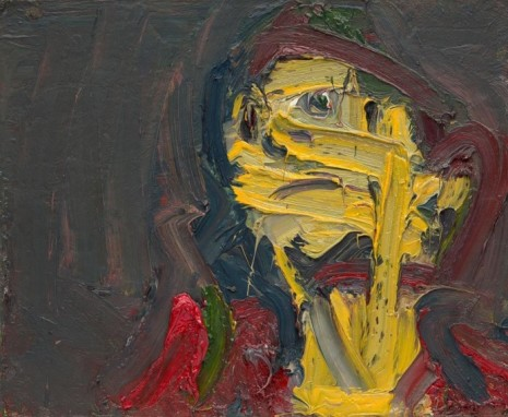 Frank Auerbach, Head of J.Y.M., 1978 , Luhring Augustine