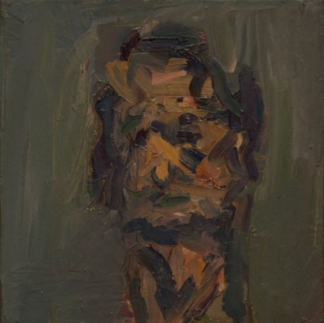 Frank Auerbach, Head of Jake, 2006 , Luhring Augustine
