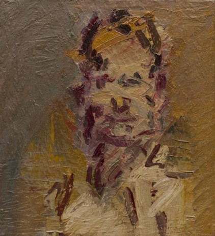 Frank Auerbach, Head of Jake, 2006-07 , Luhring Augustine