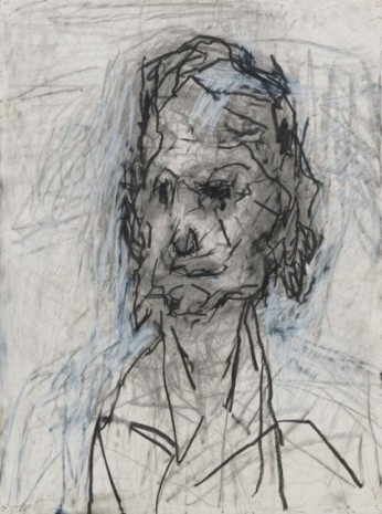 Frank Auerbach, Head of Ruth Bromberg, 2003 , Luhring Augustine