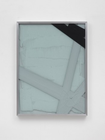 Ryan Gander, By physical or cognitive means (Broken Window Theory 22 June), 2019–2020, Lisson Gallery