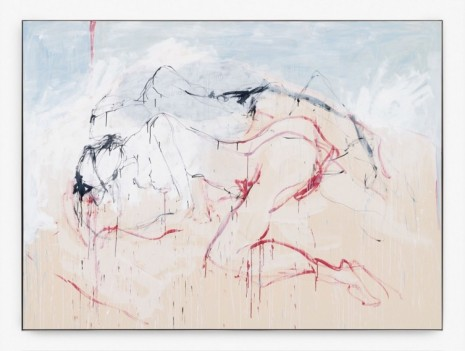 Tracey Emin, There Was A Moment, 2019, Xavier Hufkens