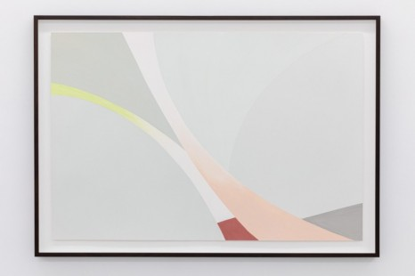Marie Buskov, Lightcurves VI, 2020, Galleri Riis