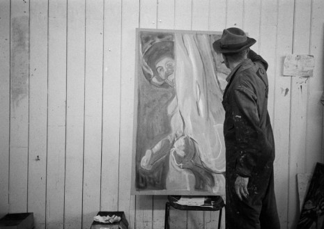 Billy Childish, Painter. Chatham Dockyard, 2020, Lehmann Maupin