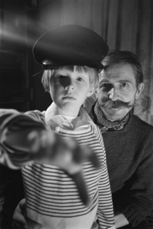 Billy Childish, Father and Son. Chatham, circa 2005, 2005, Lehmann Maupin