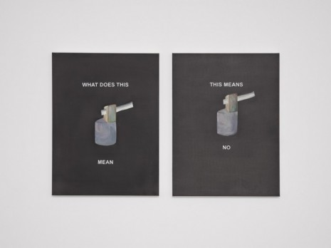 Laure Prouvost, THIS MEANS NO, 2019-2020