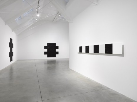 Mary Corse Lisson Gallery