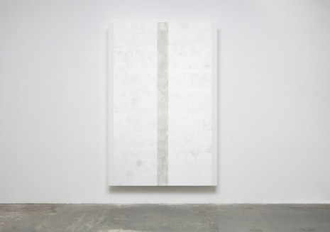 Mary Corse, Untitled (Narrow Innerband with White Sides), 2020, Lisson Gallery