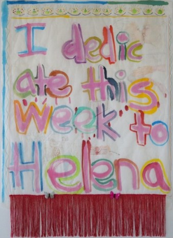 Maria Pask, Helena, 2020, Ellen de Bruijne PROJECTS
