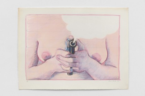 Alexis Hunter, The Model's Revenge, 1978, Richard Saltoun Gallery