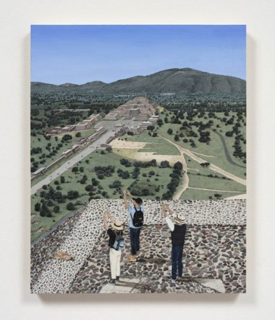 Paige Jiyoung Moon, Teotihuacan and Us, 2020, Steve Turner