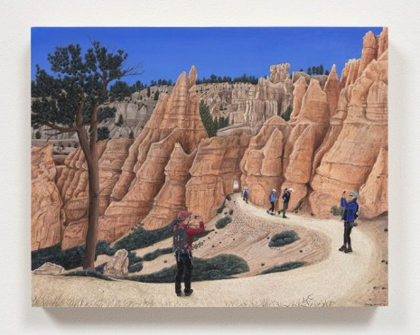 Paige Jiyoung Moon, Bryce Canyon and Us, 2020, Steve Turner